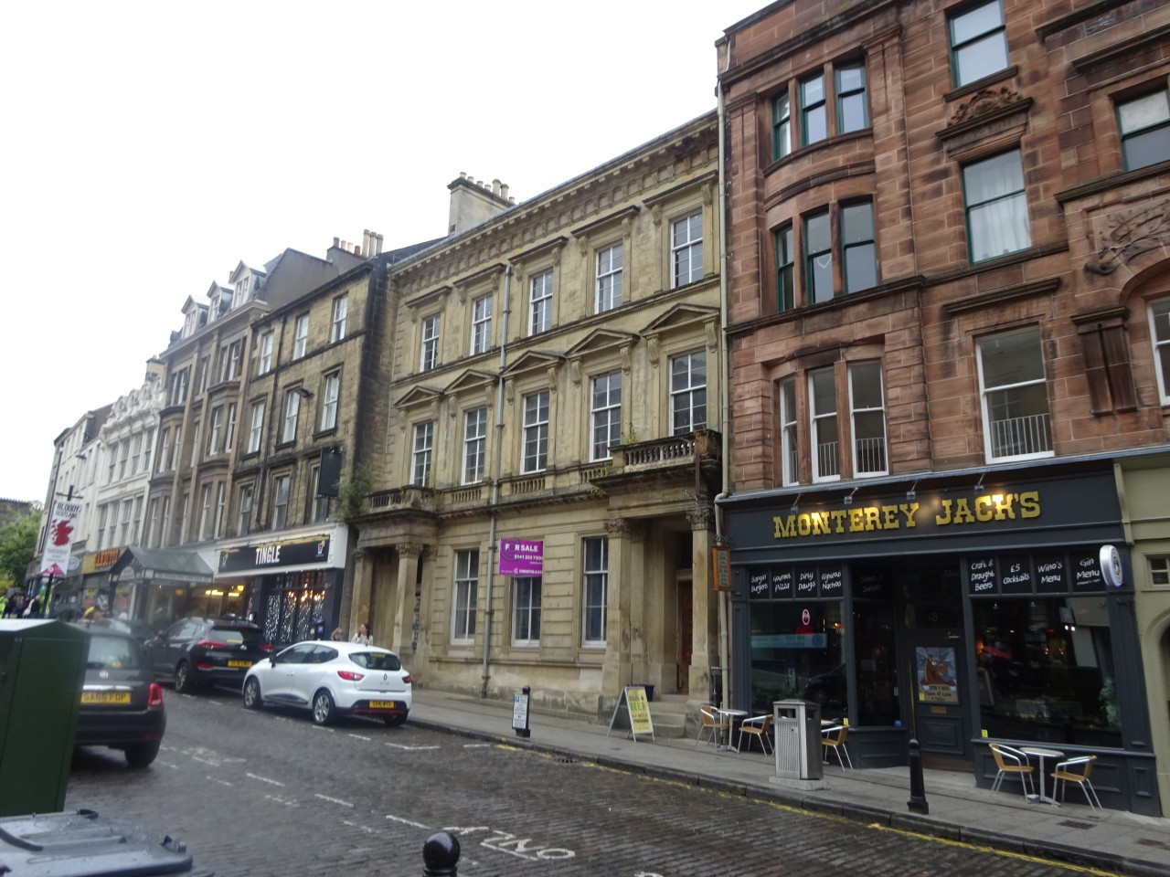 CS04; 24 King Street, Stirling